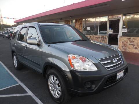 2006 Honda CR-V for sale at Auto 4 Less in Fremont CA