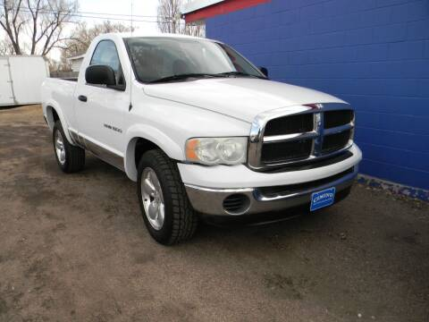 2003 Dodge Ram Pickup 1500 for sale at Cimino Auto Sales in Fountain CO