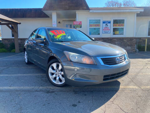 2010 Honda Accord for sale at Hola Auto Sales Doraville in Doraville GA