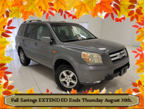 2007 Honda Pilot for sale at Southern Star Automotive, Inc. in Duluth GA