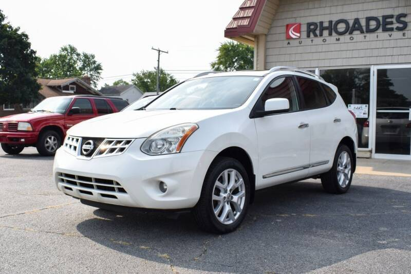 2011 Nissan Rogue for sale at Rhoades Automotive in Columbia City IN