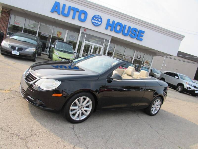 2007 Volkswagen Eos for sale at Auto House Motors in Downers Grove IL