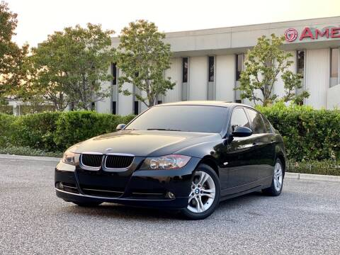 2008 BMW 3 Series for sale at Carfornia in San Jose CA