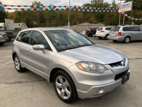 2007 Acura RDX for sale at INTERNATIONAL AUTO SALES LLC in Latrobe PA