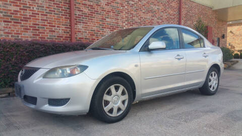 2006 Mazda MAZDA3 for sale at Houston Auto Preowned in Houston TX