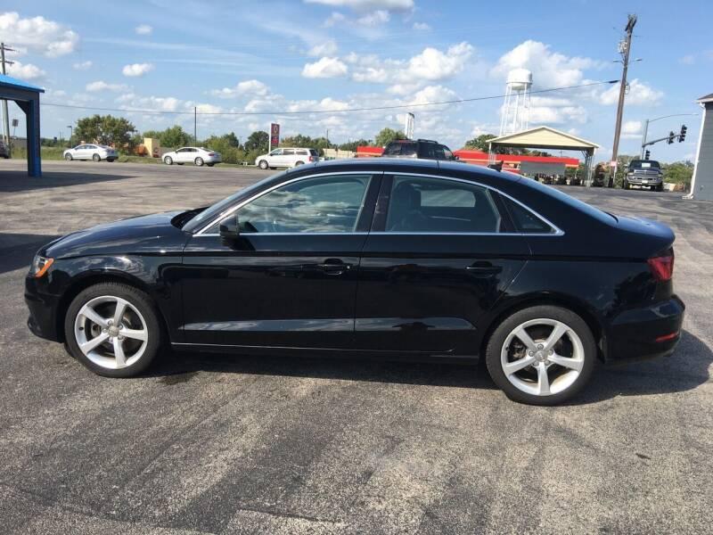 2015 Audi A3 for sale at Village Motors in Sullivan MO