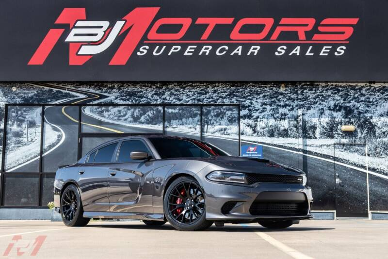 2016 Dodge Charger for sale at BJ Motors in Tomball TX