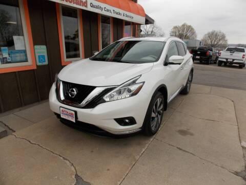 2015 Nissan Murano for sale at Autoland in Cedar Rapids IA