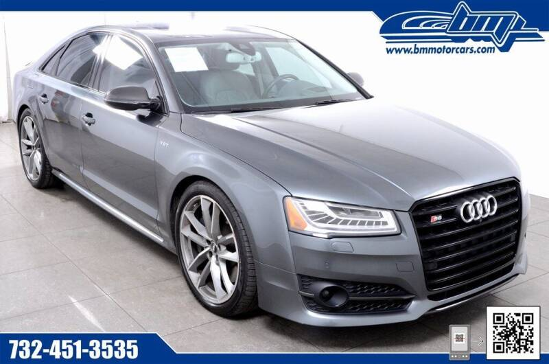 2017 Audi S8 plus for sale in Rahway, NJ