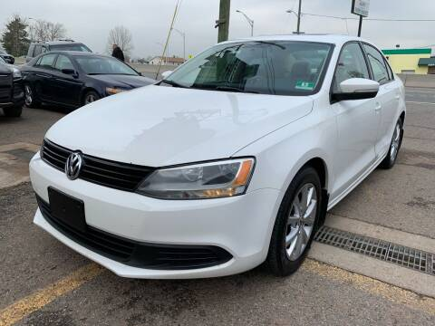 2012 Volkswagen Jetta for sale at MFT Auction in Lodi NJ