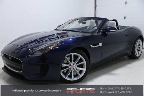 2018 Jaguar F-TYPE for sale at Fishers Imports in Fishers IN