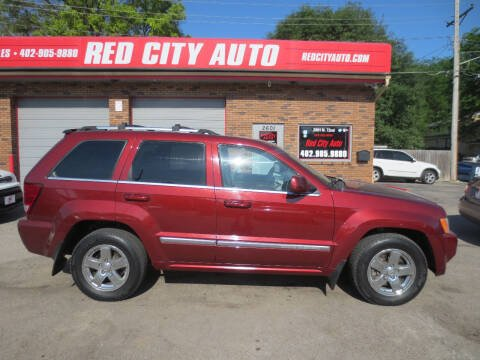 2007 Jeep Grand Cherokee for sale at Red City  Auto in Omaha NE
