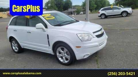 2014 Chevrolet Captiva Sport for sale at CarsPlus in Scottsboro AL
