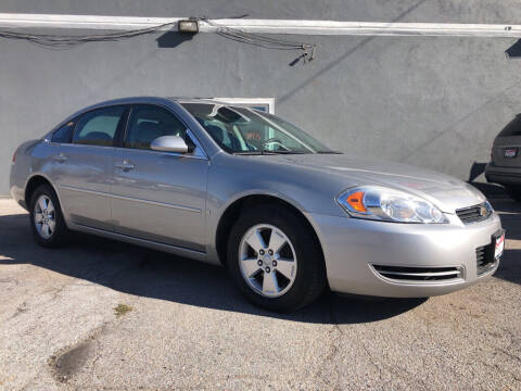 2007 Chevrolet Impala for sale at ROYAL AUTO SALES INC in Omaha NE