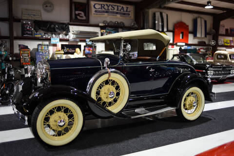 1931 Ford Model A for sale at Crystal Motorsports in Homosassa FL