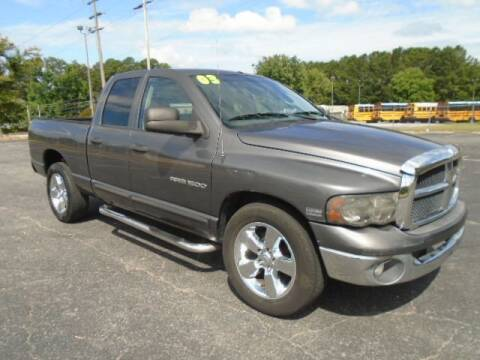 2003 Dodge Ram Pickup 1500 for sale at Atlanta Auto Max in Norcross GA