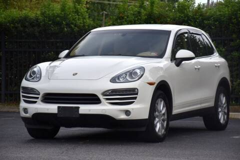 2011 Porsche Cayenne for sale at Wheel Deal Auto Sales LLC in Norfolk VA