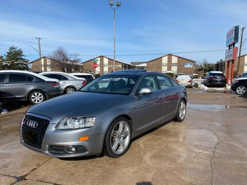 2011 Audi A6 for sale at Car Gallery in Oklahoma City OK