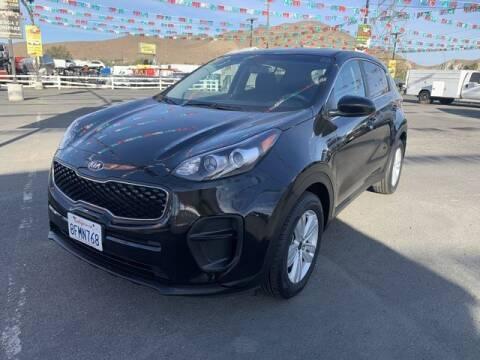 2019 Kia Sportage for sale at Los Compadres Auto Sales in Riverside CA