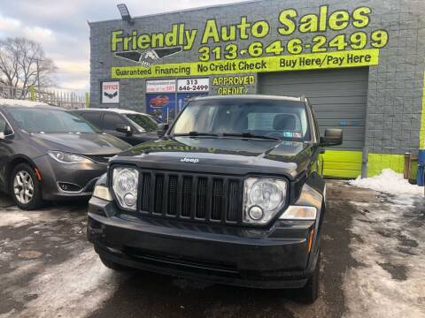 2011 Jeep Liberty for sale at Friendly Auto Sales in Detroit MI