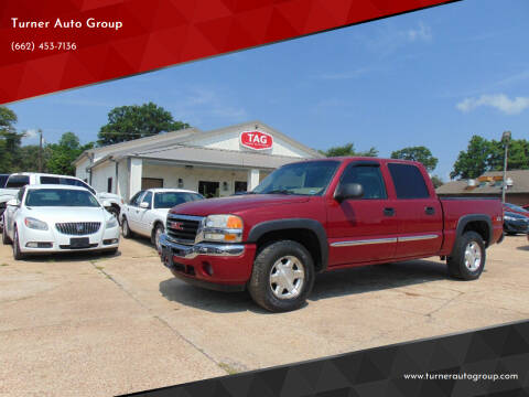 2005 GMC Sierra 1500 for sale at Turner Auto Group in Greenwood MS