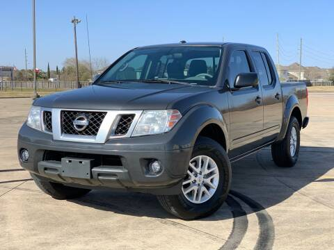 2015 Nissan Frontier for sale at AUTO DIRECT Bellaire in Houston TX