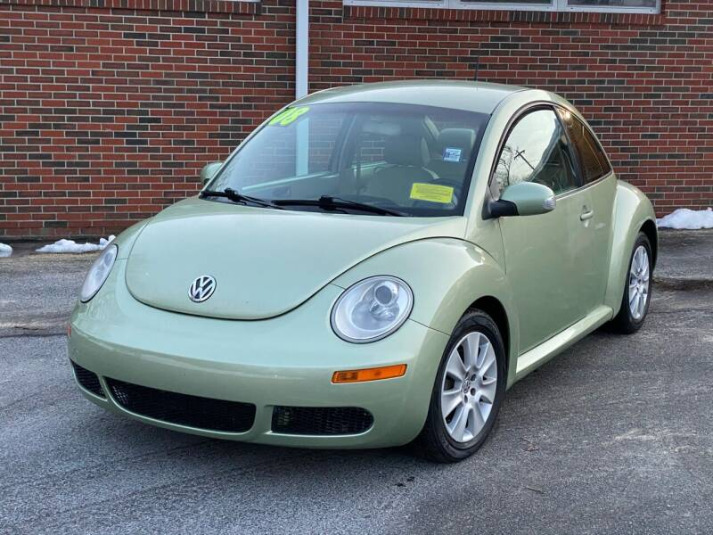 2008 Volkswagen New Beetle for sale at Eagle Auto Sales LLC in Holbrook MA
