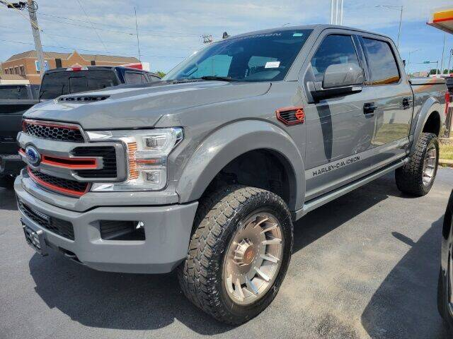 2019 Ford F-150 for sale at Rizza Buick GMC Cadillac in Tinley Park IL