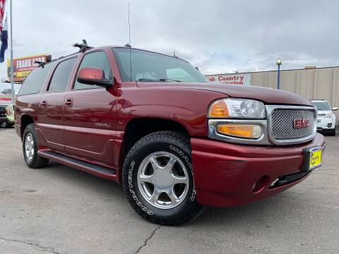 2003 GMC Yukon XL for sale at New Wave Auto Brokers & Sales in Denver CO