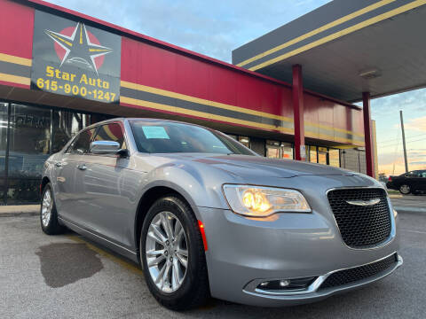 2017 Chrysler 300 for sale at Star Auto Inc. in Murfreesboro TN