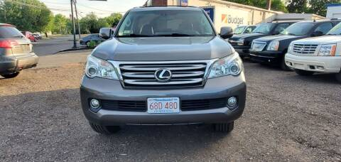 2010 Lexus GX 460 for sale at Russo's Auto Exchange LLC in Enfield CT