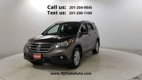 2014 Honda CR-V for sale at NJ State Auto Used Cars in Jersey City NJ