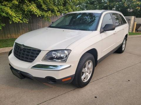 2006 Chrysler Pacifica for sale at Harold Cummings Auto Sales in Henderson KY