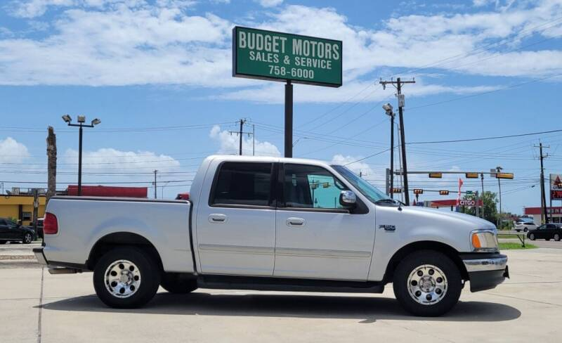2001 Ford F-150 for sale at Budget Motors in Aransas Pass TX