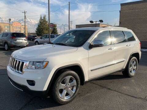 2011 Jeep Grand Cherokee for sale at Ultimate Auto Sales Of Orem in Orem UT