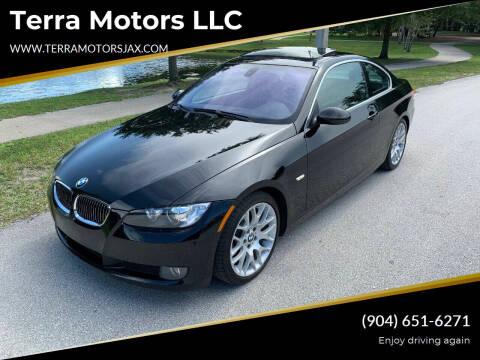 2007 BMW 3 Series for sale at Terra Motors LLC in Jacksonville FL
