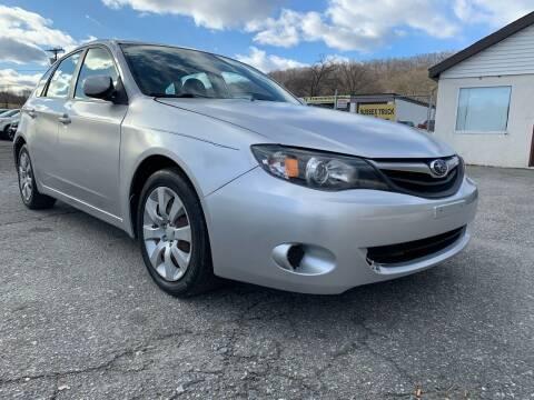 2010 Subaru Impreza for sale at Ron Motor Inc. in Wantage NJ