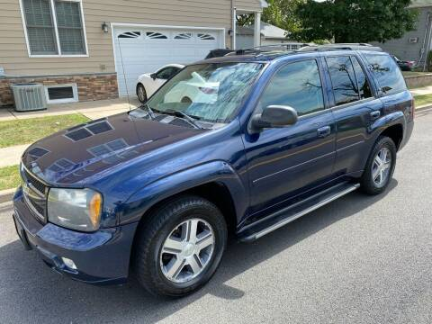 2007 Chevrolet TrailBlazer for sale at Jordan Auto Group in Paterson NJ