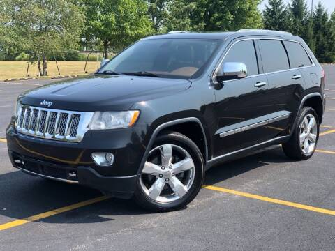 2012 Jeep Grand Cherokee for sale at Car Stars in Elmhurst IL