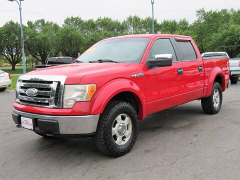 2009 Ford F-150 for sale at Low Cost Cars North in Whitehall OH