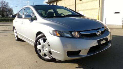 2011 Honda Civic for sale at Prudential Auto Leasing in Hudson OH