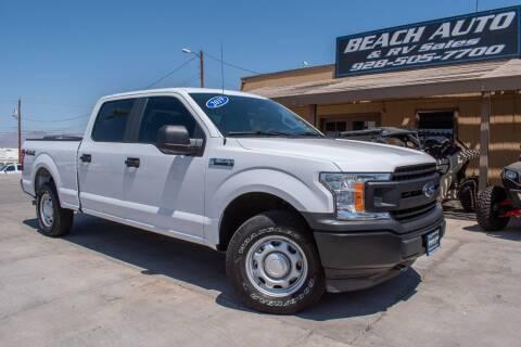 2019 Ford F-150 for sale at Beach Auto and RV Sales in Lake Havasu City AZ