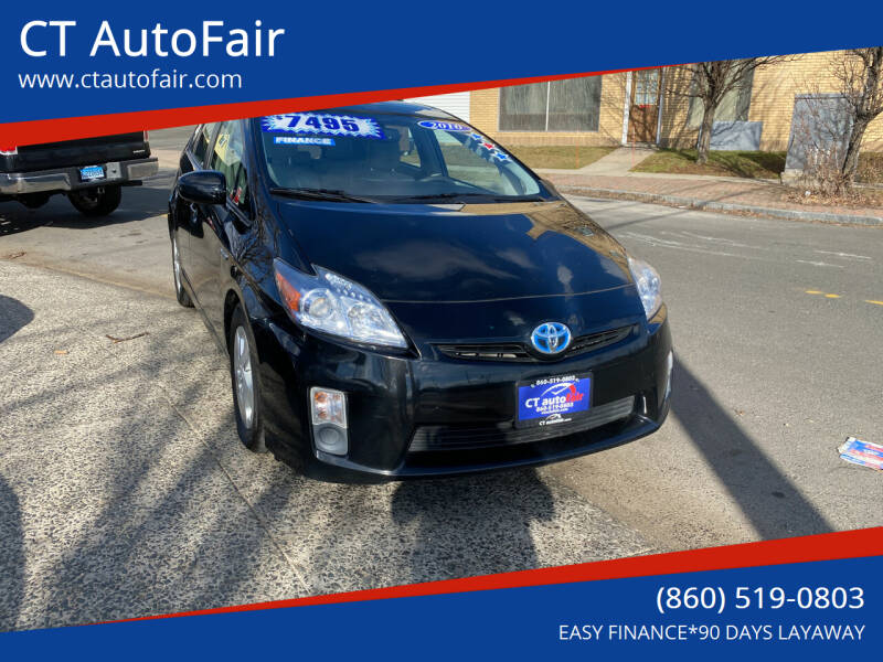 2010 Toyota Prius for sale in West Hartford, CT