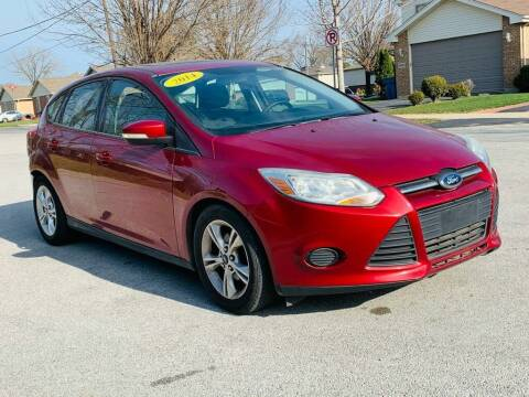 2014 Ford Focus for sale at Posen Motors in Posen IL