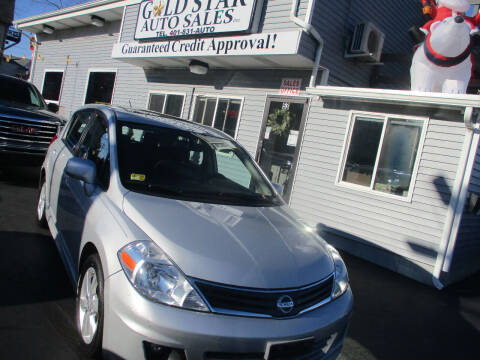 2012 Nissan Versa for sale at Gold Star Auto Sales in Johnston RI