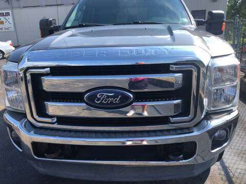 2013 Ford F-350 Super Duty for sale at Berwyn S Detweiler Sales & Service in Uniontown PA