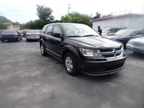 2012 Dodge Journey for sale at DONNY MILLS AUTO SALES in Largo FL