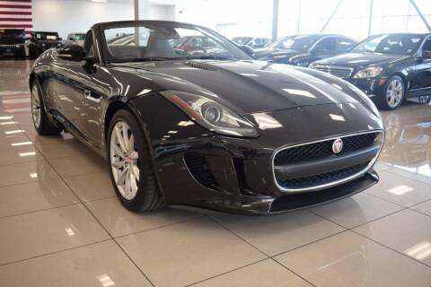 2015 Jaguar F-TYPE for sale at Legend Auto in Sacramento CA