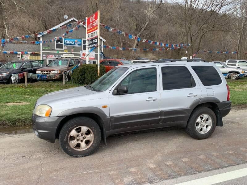 2003 Mazda Tribute for sale at Korz Auto Farm in Kansas City KS
