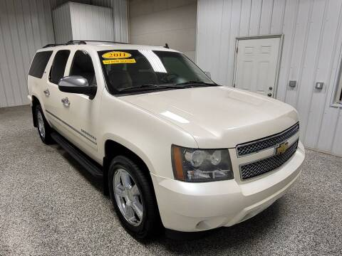 2011 Chevrolet Suburban for sale at LaFleur Auto Sales in North Sioux City SD